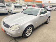 Used MERCEDES-BENZ SLK 230 Coupe GF-170447 (1999)