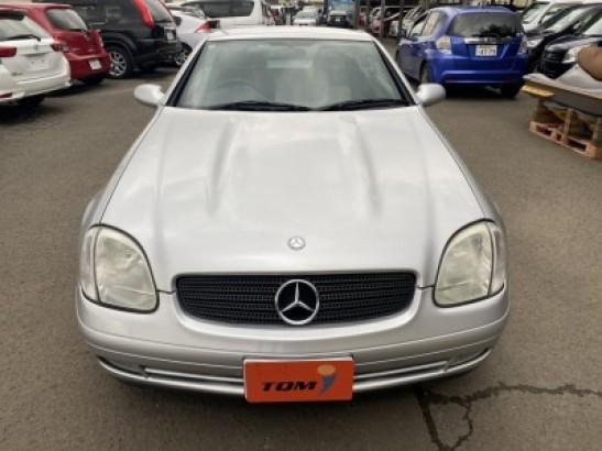 Used MERCEDES-BENZ SLK 230 Coupe GF-170447 (1999)