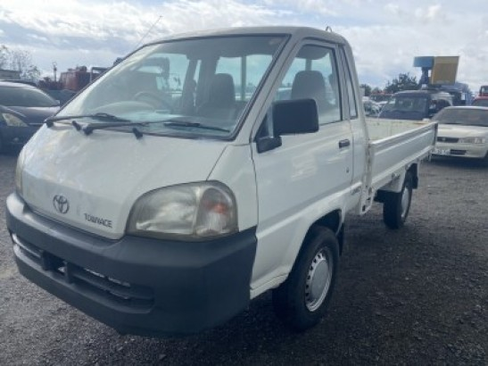 Used Toyota TOWNACE TRUCK Mini Truck GC-KM85 (1999)