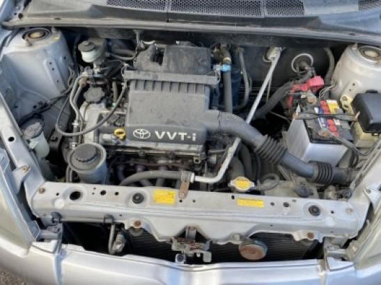 Used TOYOTA VITZ HatchBack TA-SCP10 (2001)
