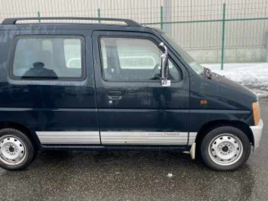 Used Suzuki Wagon R Wagon E-CV21S (1995)