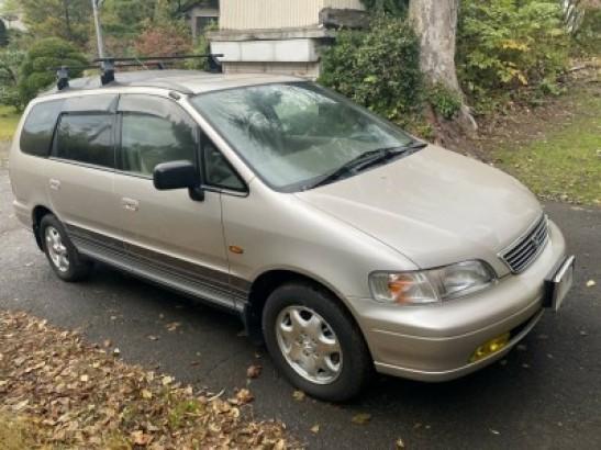 Used HONDA Odyssey Mini Van E-RA2 (1996)
