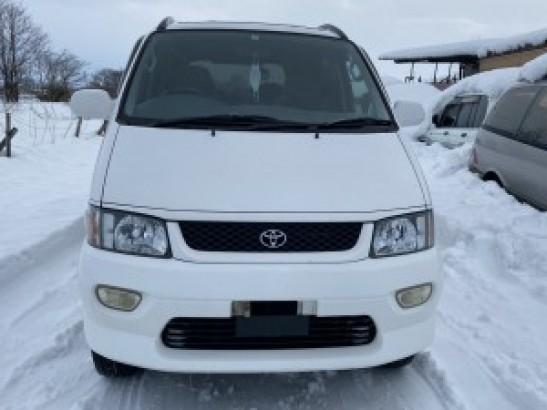 Used Toyota HIACE REGIUS Van KD-KCH46W (1998)