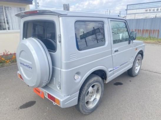 Used Suzuki Jimny STATION WAGON E-JA22W (1998)