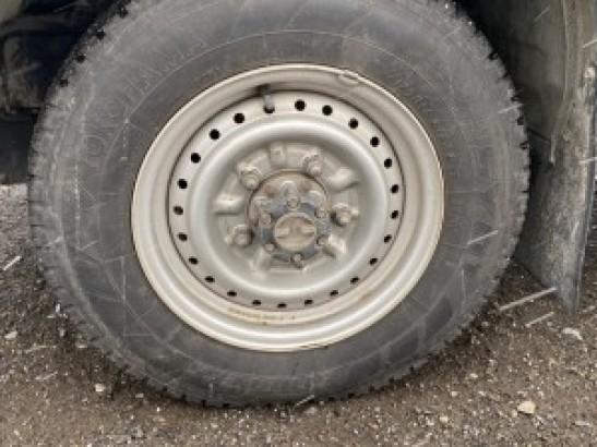 Used Toyota TOWNACE VAN Van KB-CR36V (1995)