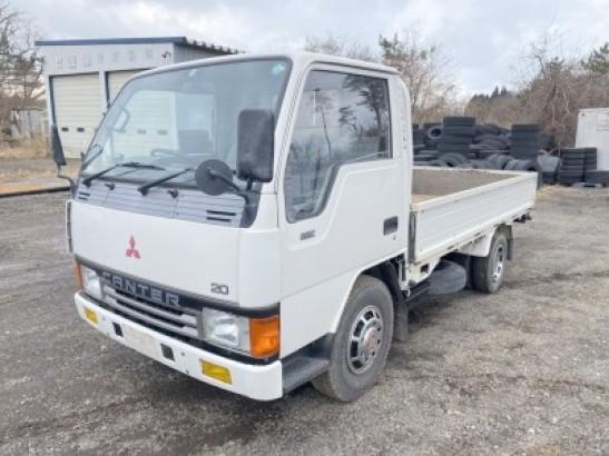 Used Mitsubishi Canter FLAT BODY U-FE305B (1990)
