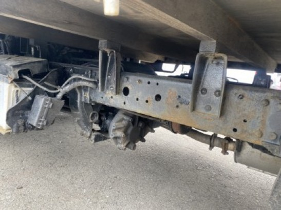 Used Mitsubishi Canter Guts TRUCK KC-FD501B (1998)