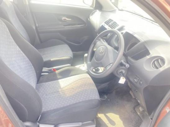 Used Toyota ist HatchBack DBA-NCP115 (2007)