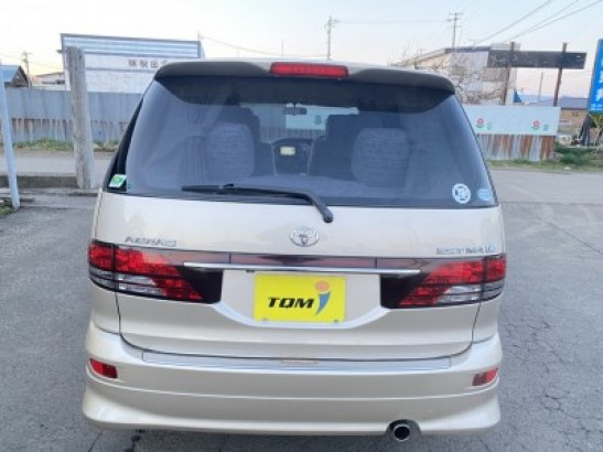 Used Toyota Estima Wagon CBA-ACR40W (2004)