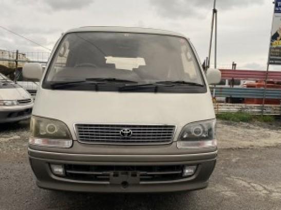 Used Toyota HIACE WAGON Wagon KD-KZH106W (1996)