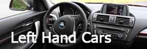 Left Hand Cars